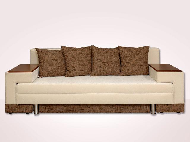 как разобрать диван
